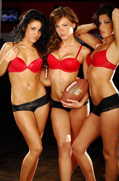 Tags: sexy football girls football girls NFL cheerleaders