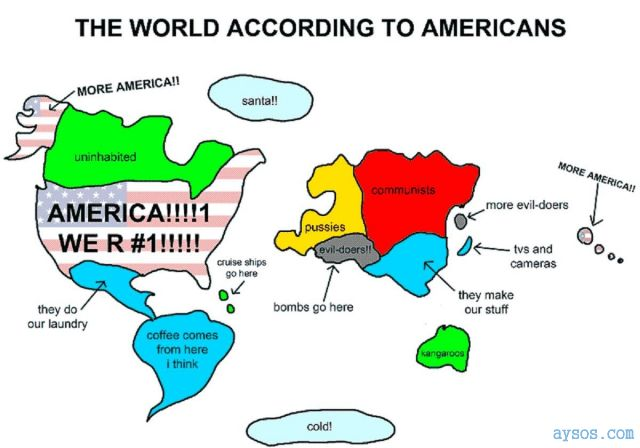 The American world view