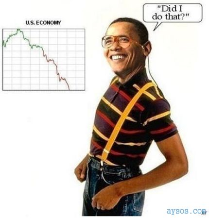 Is Barack Obama Steve Urkel