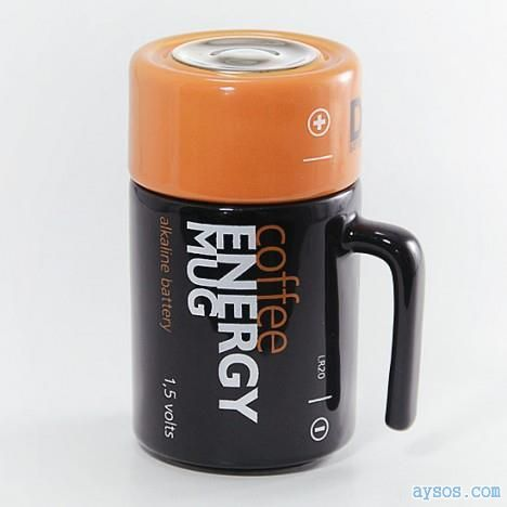 Introducing the new Coffee Energy Mug