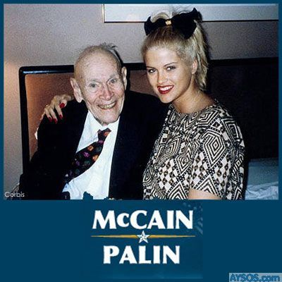 McCain and Palin Funny Picture