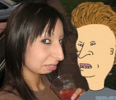 Beavis and Butthead look alike