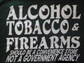Funny ATF store sign