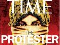 Time person of the year Protester