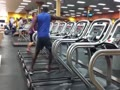 Amazing Treadmill Dancing Skills Video