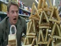 What not to do in a Grocery Store