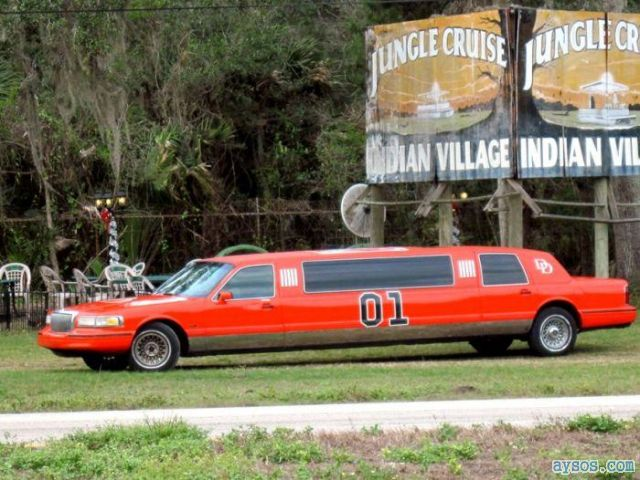 The General Lee Limo