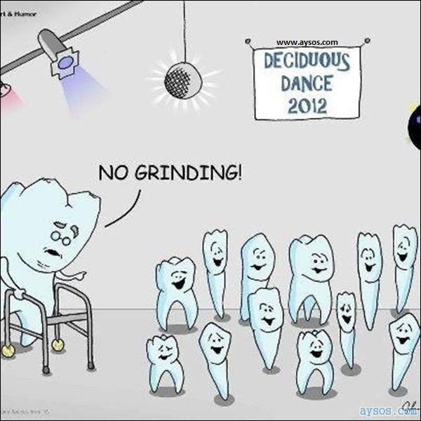 No Teeth Grinding Please