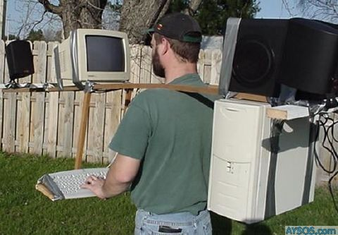 Before Laptops