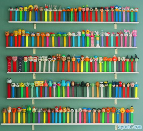 The Ultimate Pez Collection