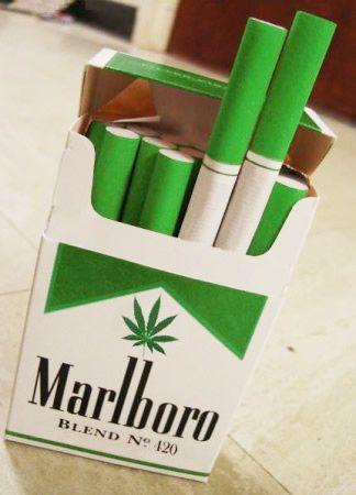 Funny Marijuana Smokes