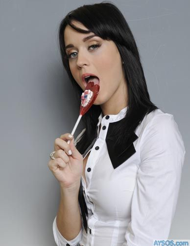 Katy Perry Schoolgirl