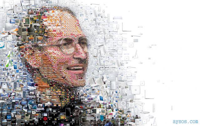 Steve Jobs artisitc picture