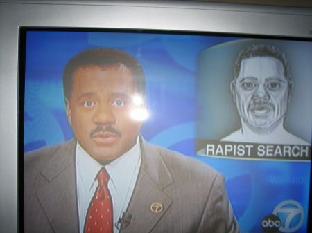 Funny News Anchor