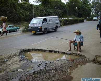 Ghetto Fishing
