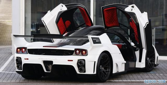 Ferrario Enzo stormtrooper edition
