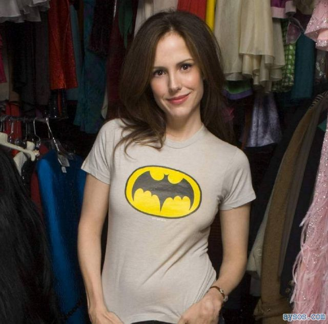 Mary Louise Parker is Batman