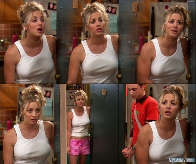 Kaley Cuoco is such a babe
