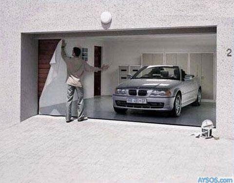 BMW Garage wallpaper
