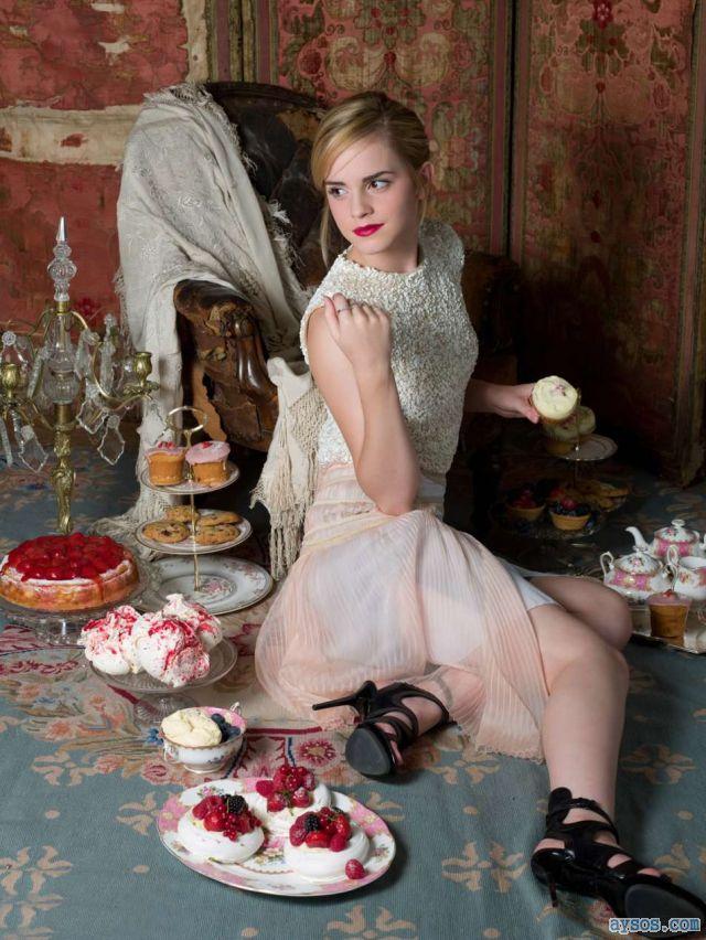 Emma Watson is sweet