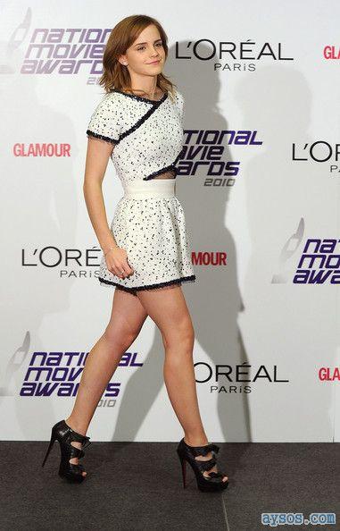 Emma Watson Sexy Heels