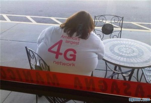 Americas largest 4G network