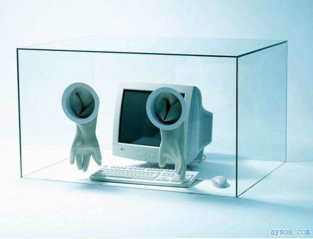 Funny Computer Virus picture