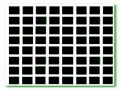 Moving Dots Optical Illusion