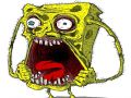 Crazy SpongeBob Picture