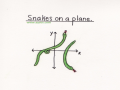 Snakes on a Plane Geometry Style