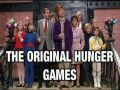 Willy Wonka Chocolate Hunger Games
