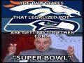 Legalized Pot Super Bowl