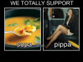 Sopa and Pippa funny picture