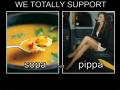 Sopa and Pippa funny picture