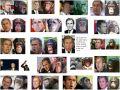George Bush looks like a monkey