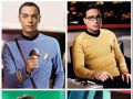 Big Bang Theory cast as Star Trek