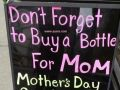 Buy Mom a Drink on Mothers Day