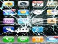 Broken iPhone Wallpaper