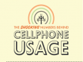 Amazing Information on Cellphone Usage
