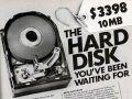 10MB Computer Hard Drive