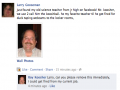 Facebook guy pervert getting fired